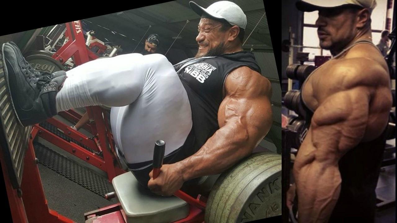 WATCH: Roelly Winklaar Keeps Getting BIGGER! – Fitness Volt