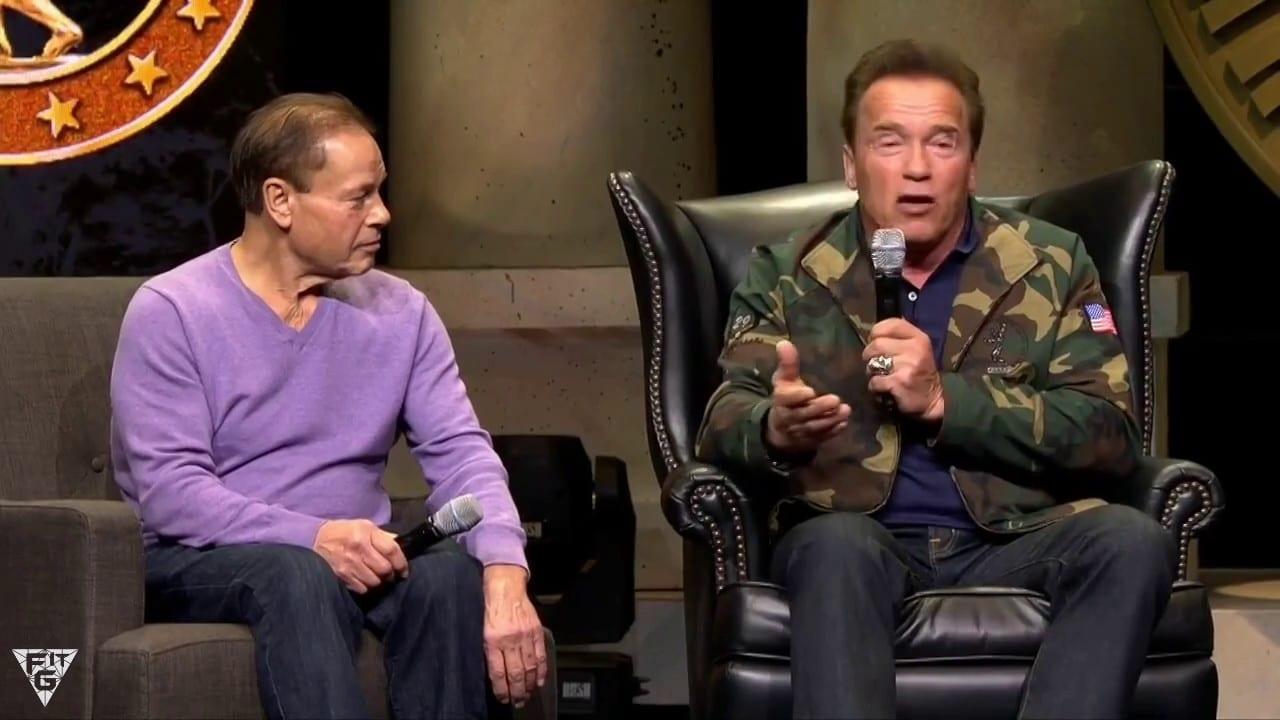 WATCH: The Motivation To Live Longer By Arnold Schwarzenegger & Franco Columbu – Fitness Volt