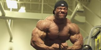 Heath Responds to Steroid Use