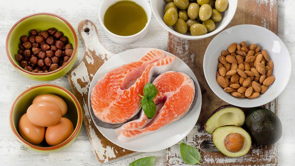 7 Healthy Fats