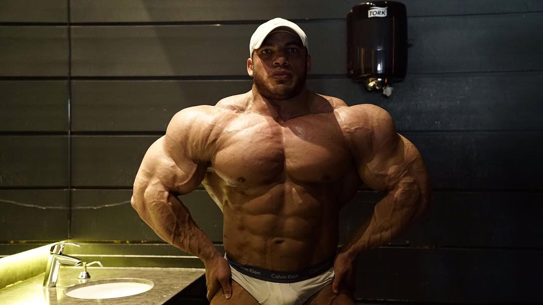 Big Ramy - 2017 Mr. Olympia Update
