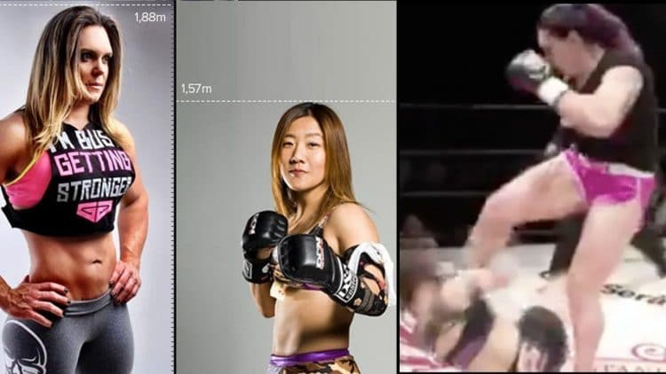 Gabi Garcia MMA Debut