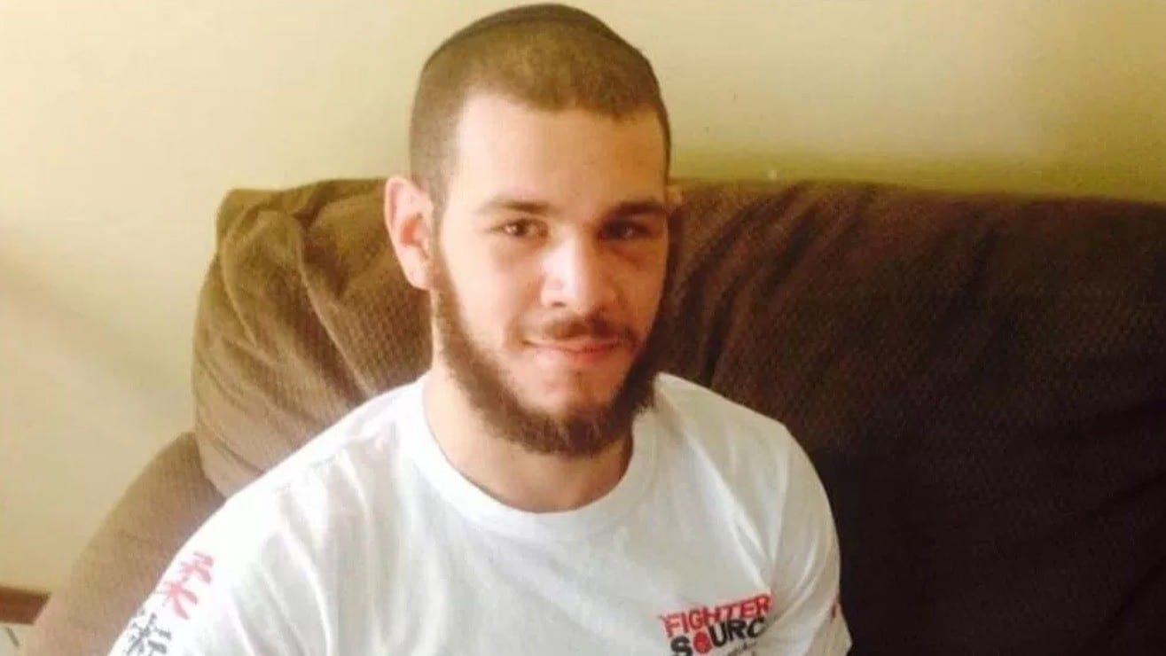 Pro MMA Fighter Aaron Rajman Shot to Death at Age 25 ...