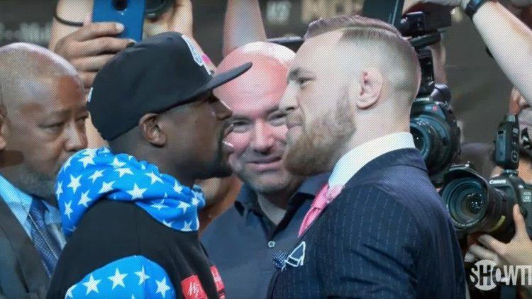 Mayweather vs McGregor: Los Angeles Press Conference