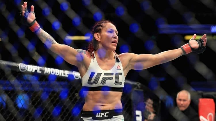 UFC 214: Cris Cyborg