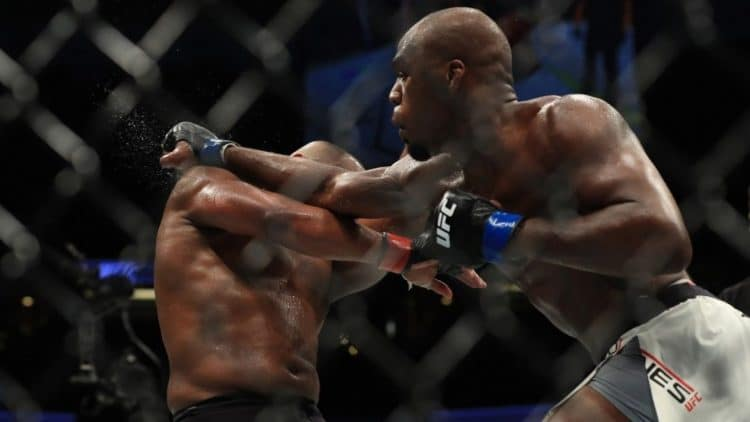 UFC 214 Jon Jones Daniel Cormie
