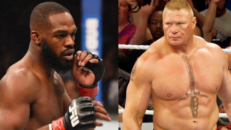 Jon Jones vs. Brock Lesnar