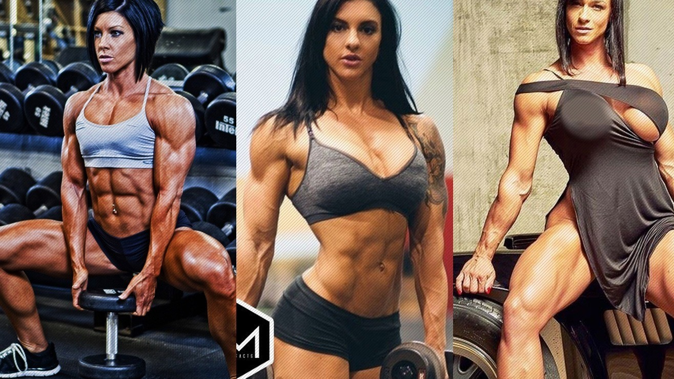 WATCH: Top 10 Most Extreme and Strongest Female