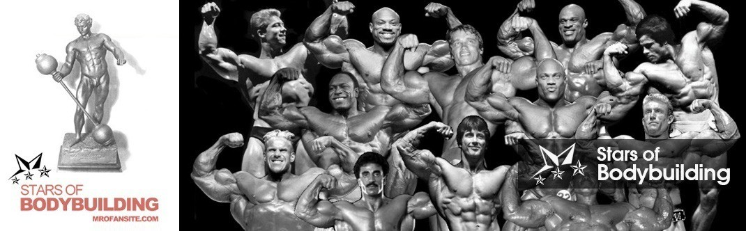 Stars of Bodybuilding