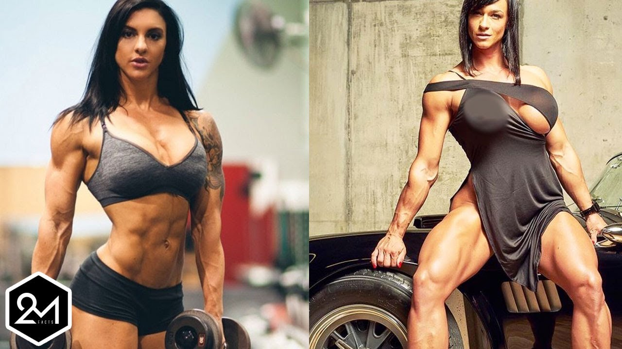Watch Top 10 Most Extreme And Strongest Female
