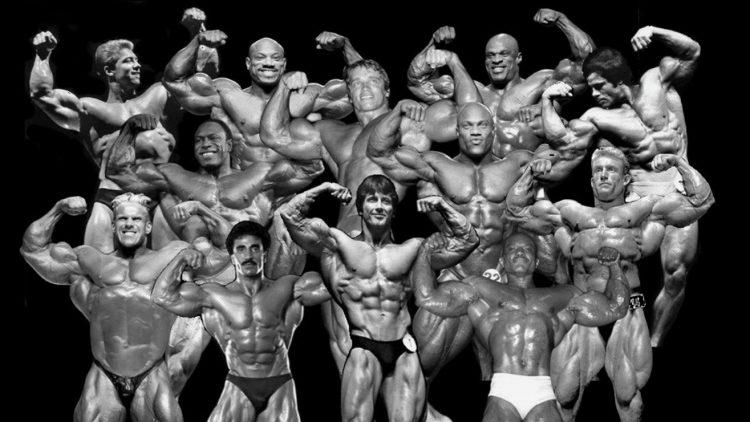 All Mr. Olympia Winners