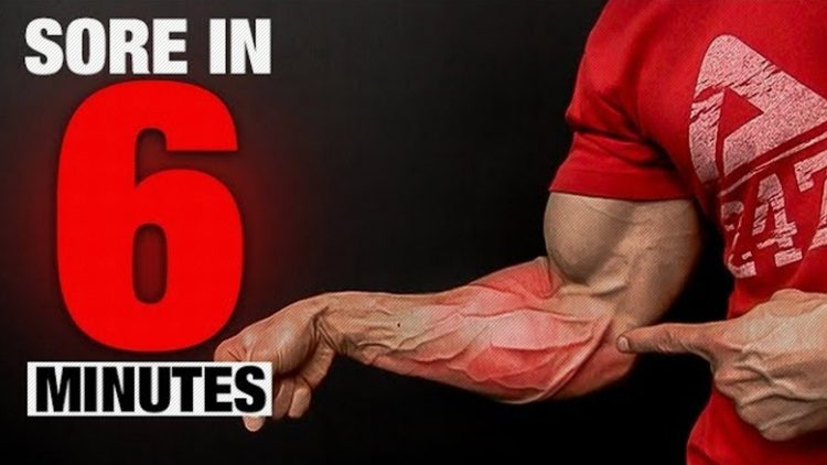 Ripped Forearms Workout