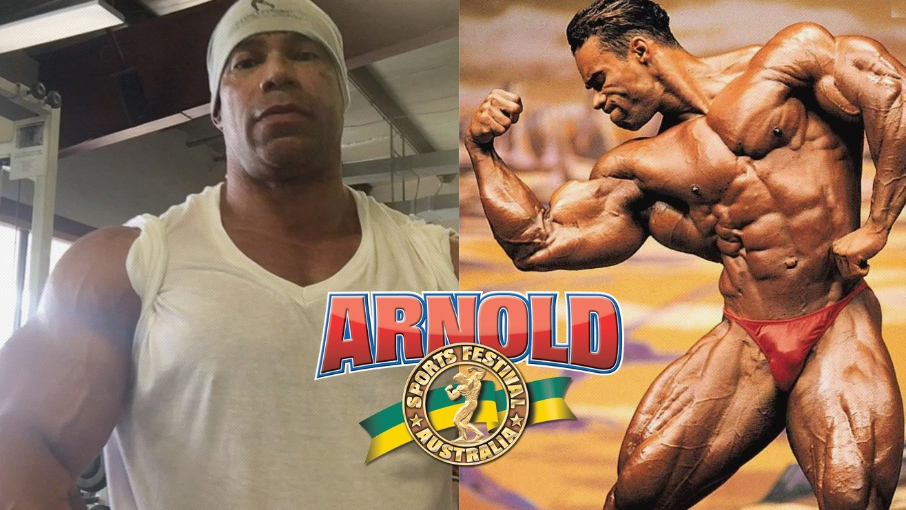 Kevin Levrone Confirms Competing At The 2018 Arnold ...
