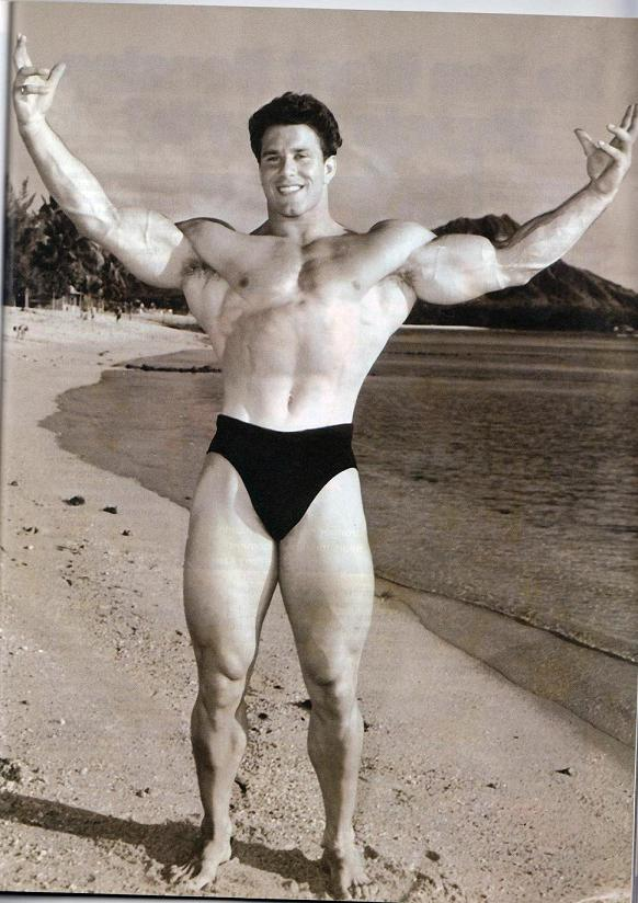 Late Great Reg Park