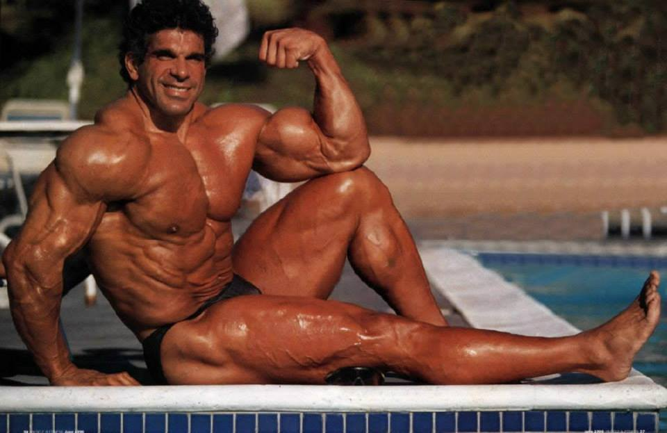 """Louis Jude """"Lou"""" Ferrigno: Height 