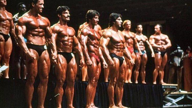 History of Bodybuilding