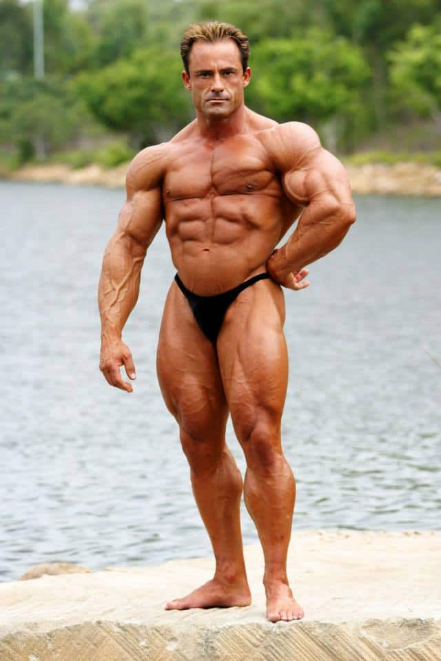 Francis Benfatto: Height | Weight | Arms | Chest