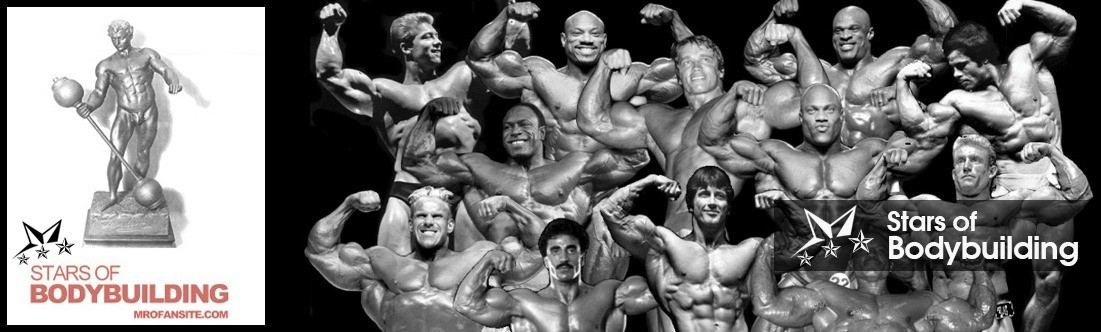 Stars of Bodybuilding