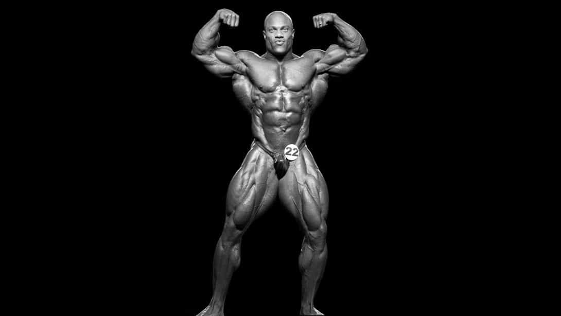 "Phil Heath ""The Gift"""