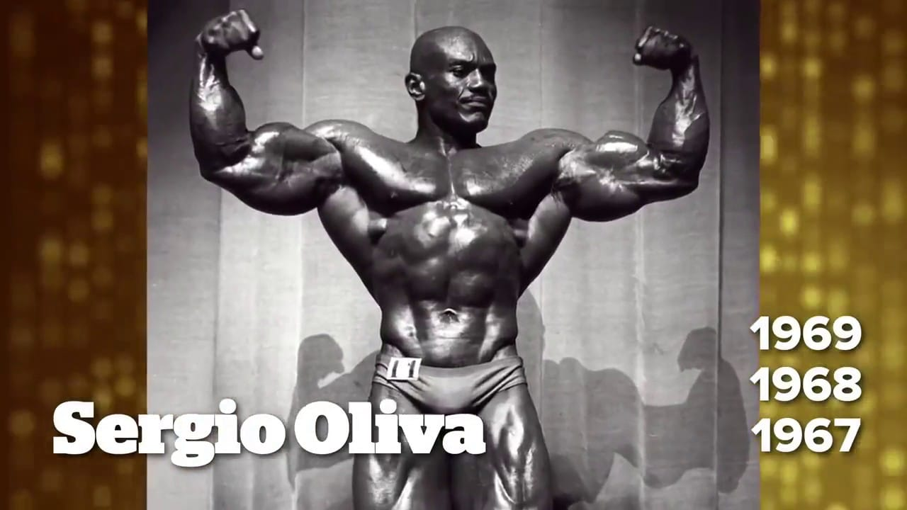 History Of Mr Olympia Details Amp Results Fitness Volt
