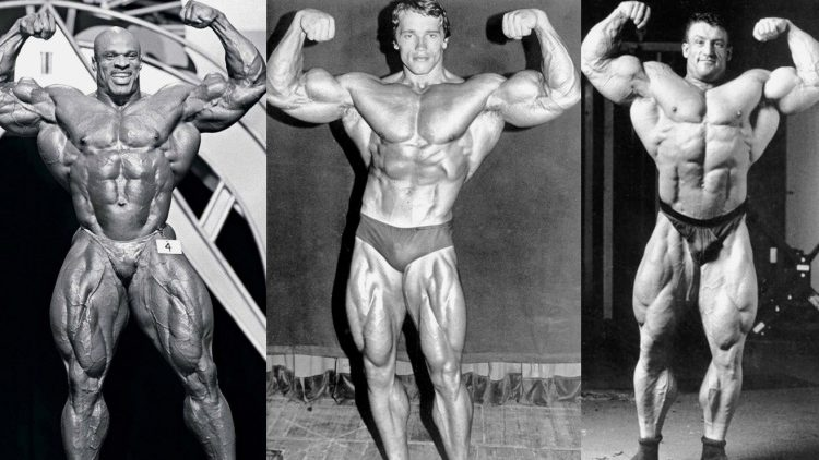 Real Muscle is Built With Real Bodybuilding Routines
