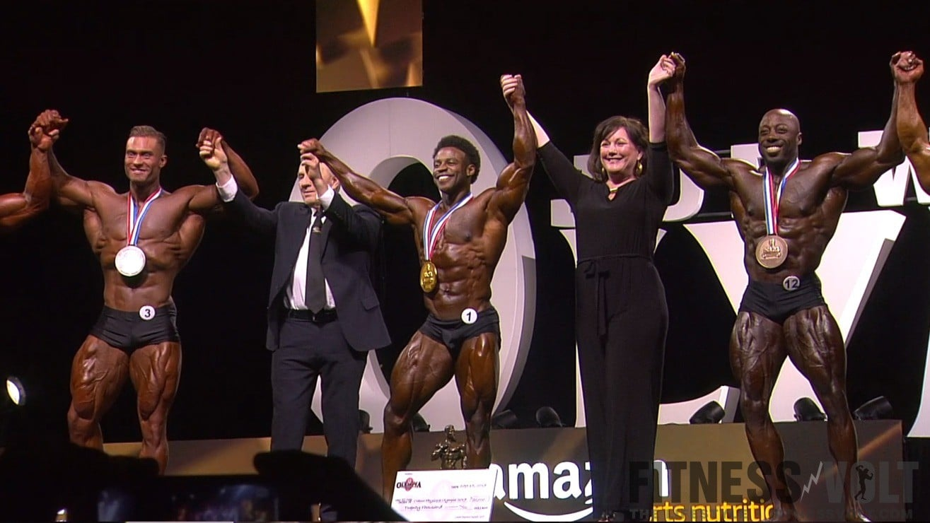 2017 Olympia Classic Physique