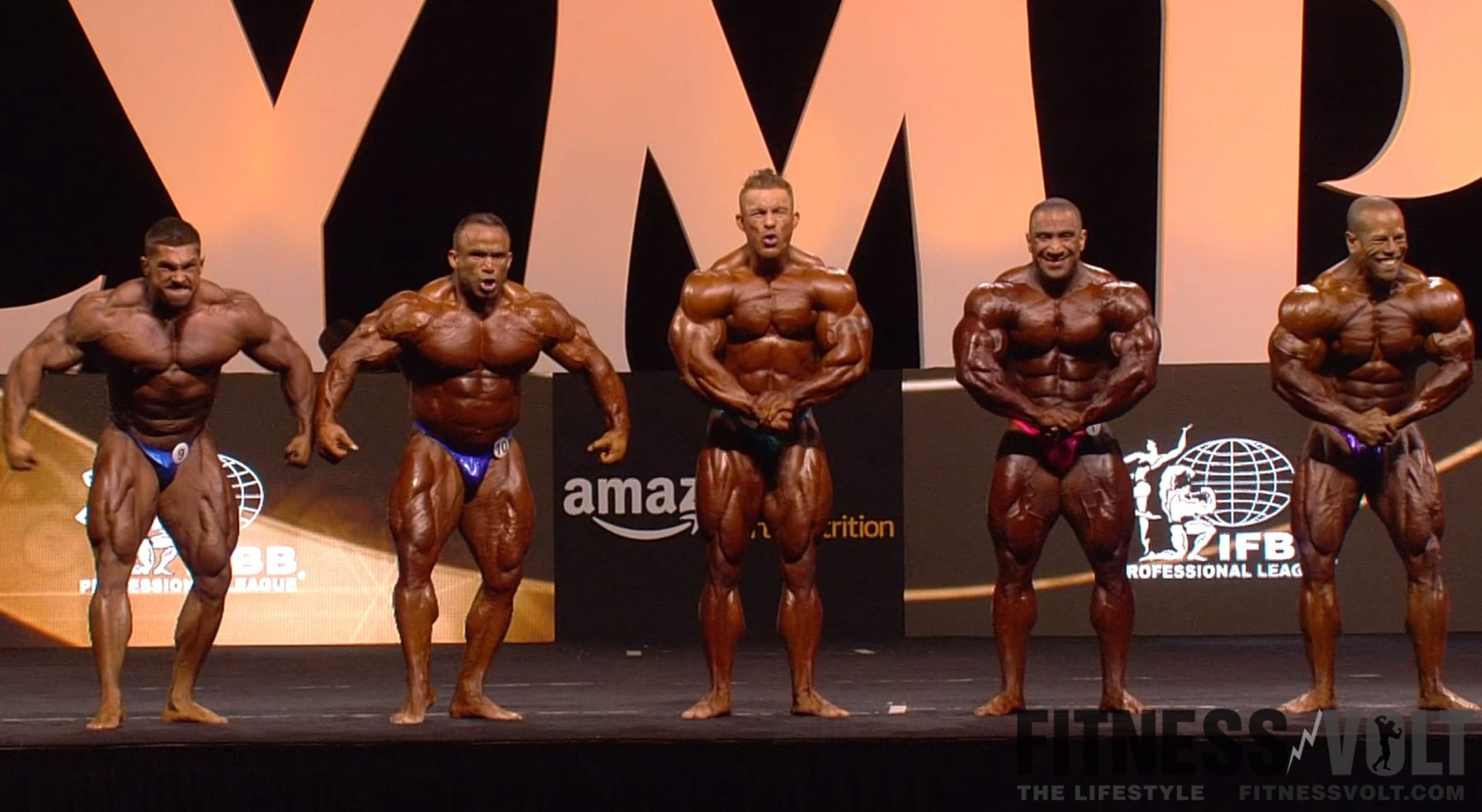 2018 mr olympia results photos