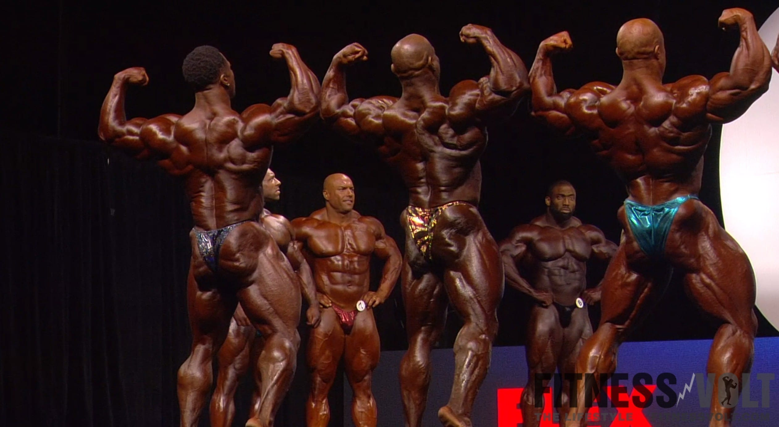 2018 Olympia Weekend Qualification List - Evolution of Bodybuilding 2018 mr olympia results photos