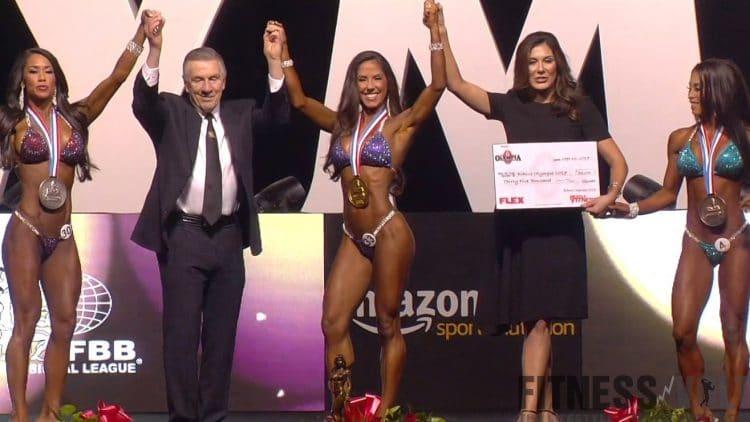 Angelica Teixeira Olympia 2017 Bikini