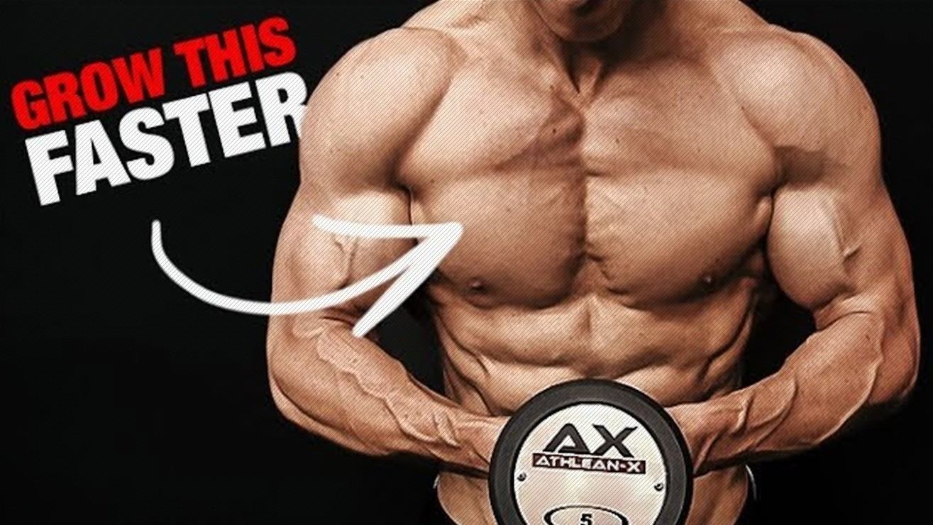 How to Build Bigger Chest Muscles With Light Weights – Fitness Volt