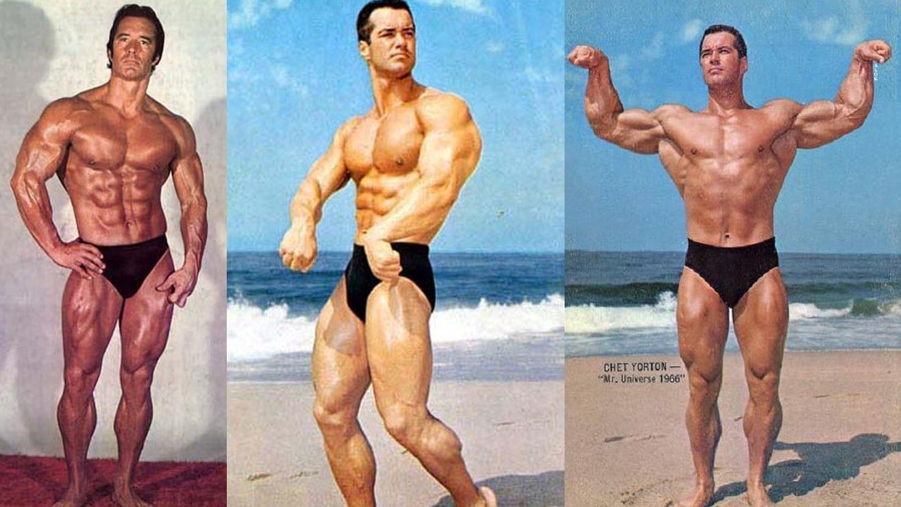 Chet Yorton: The Natural Who Beat Arnold – Fitness Volt
