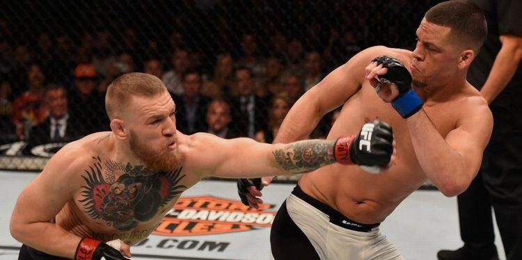 Conor McGregor vs. Nate Diaz 3