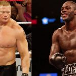 Deontay Wilder vs. Brock Lesnar