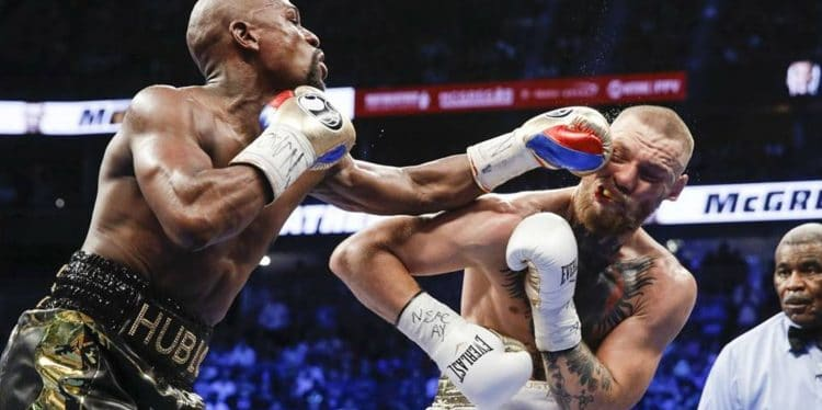 Floyd Mayweather vs. McGregor