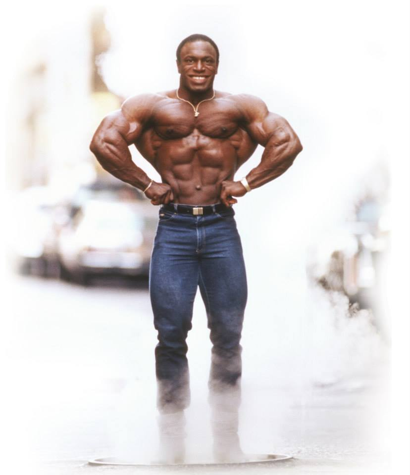 Strengthmaster Author At Vintage Strength Training: Lee Haney: Height