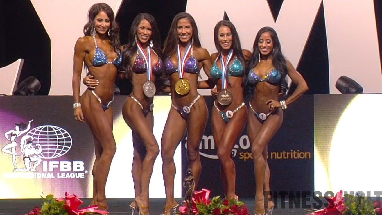Olympia 2017 Bikini Results