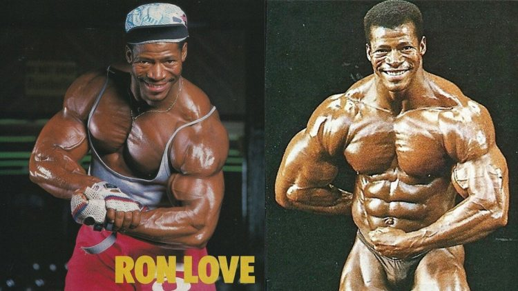 Ron Love Bodybuilder