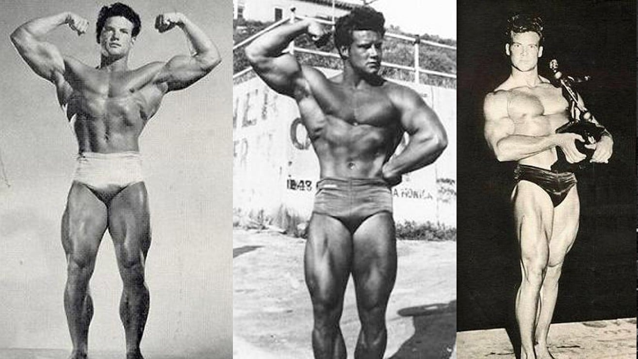 Steve Reeves: The Ultimate Classic Bodybuilder – Fitness