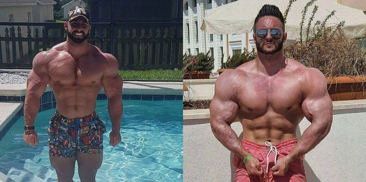Bodybuilder Tyler Cooke