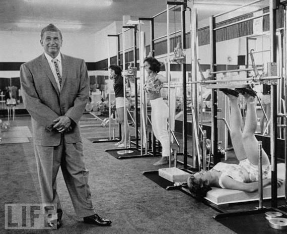Vic Tanny's Bodybuilding Gym