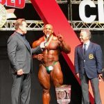 Big Ramy has won the Arnold Classic Europe 2017