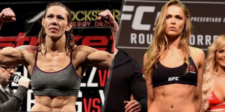 "Cris ""Cyborg"" Justino vs. Ronda Rousey"