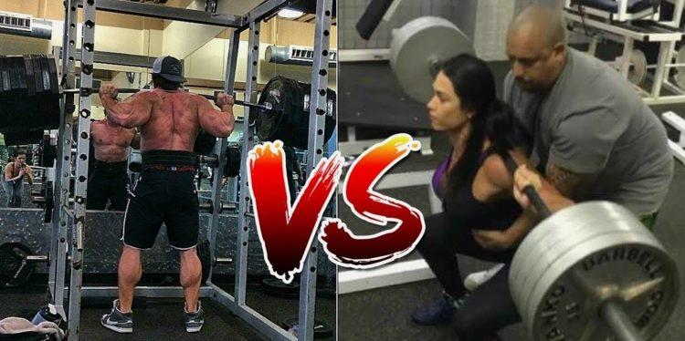 Brad Castleberry vs Gracyanne Barbosa
