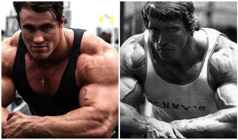 Calum Von Moger aka Arnold Schwarzenegger 2.0