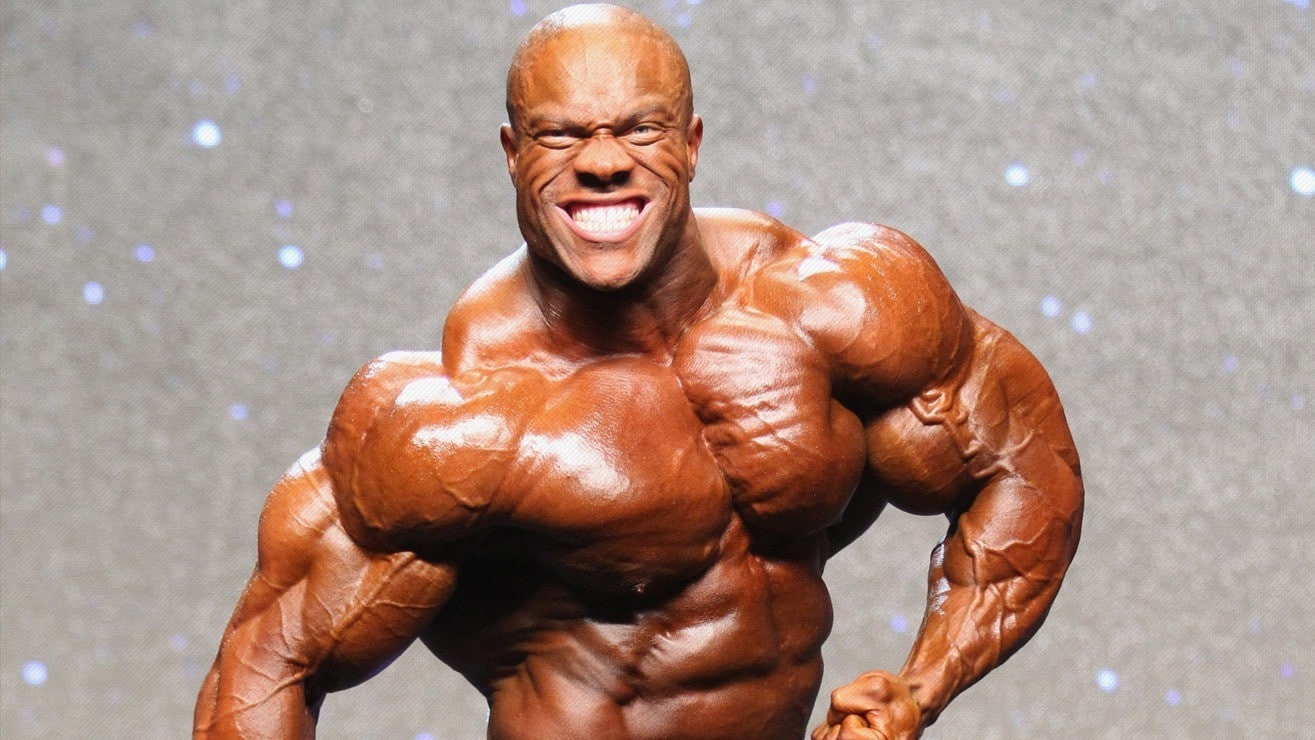 WATCH: Phil Heath Talks About His Hernia Operation And Breaking Mr. Olympia Record – Fitness Volt