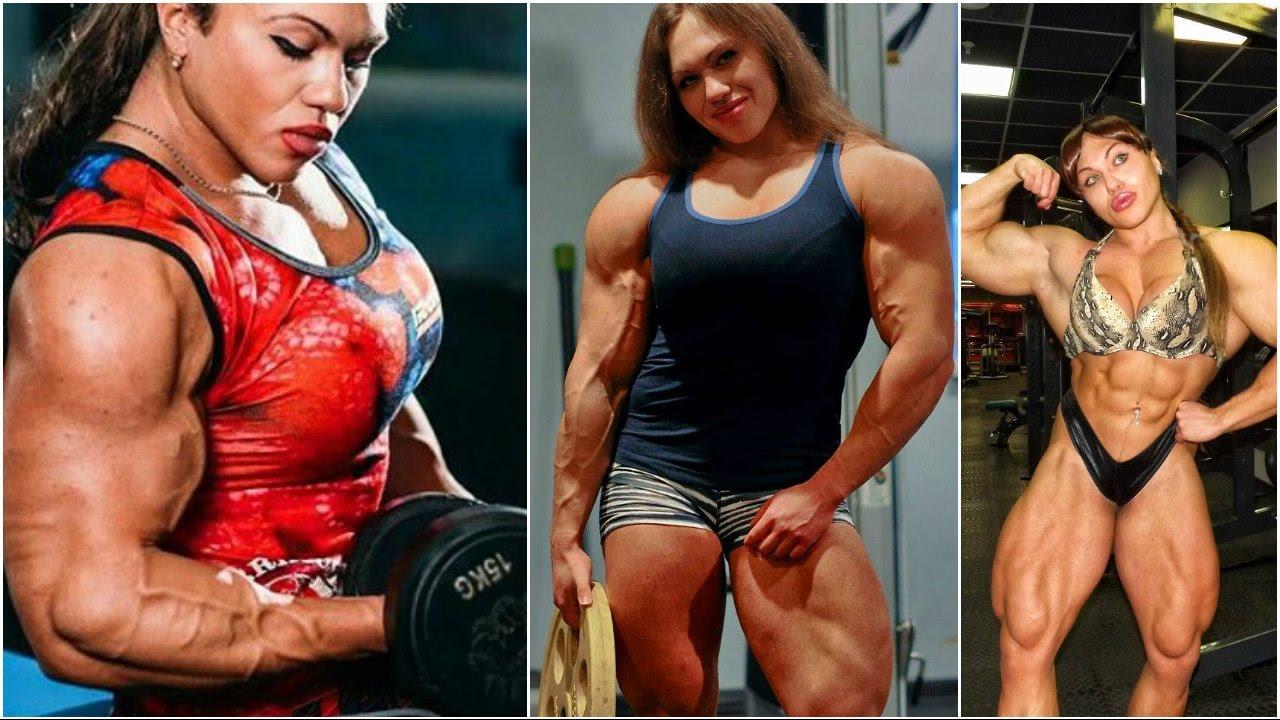 Watch Nataliya Kuznetsova She-Hulk The Most Muscular