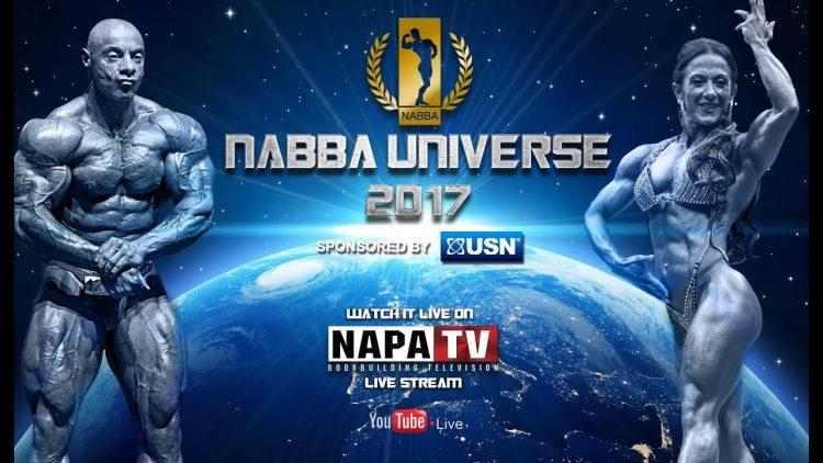 NABBA Universe 2017