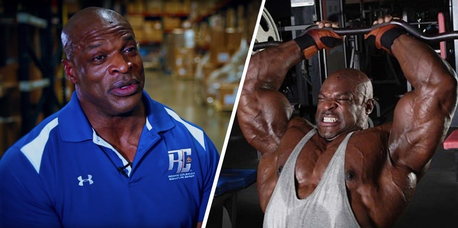 Watch Ronnie Coleman What It Takes To Be 1 Best