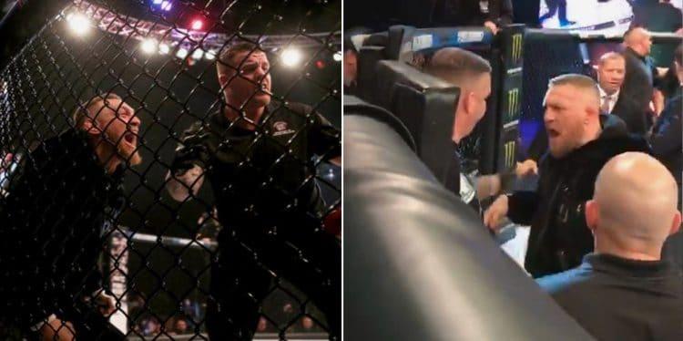 Conor McGregor attack Marc Goddard