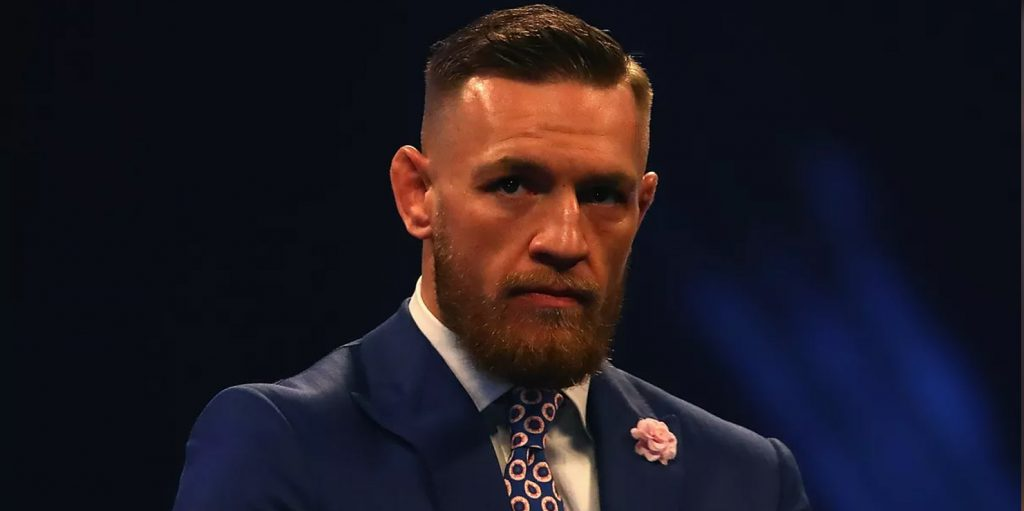 Conor McGregor on Tuesday apologized